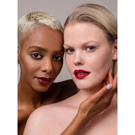 Natural Vegan Lipstick Game Changer - Tiefes Kirschrot