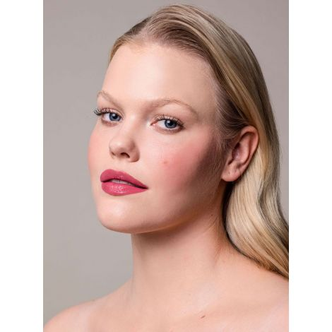 Natural Vegan Lipstick Do it Anyway - Helles Beerenrosa