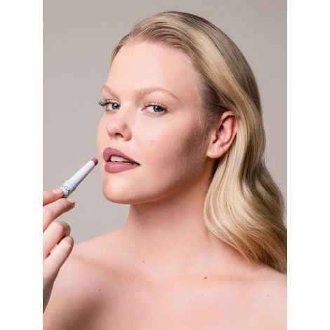 Natural Vegan Lipstick Growth Mindset - Rosenholz
