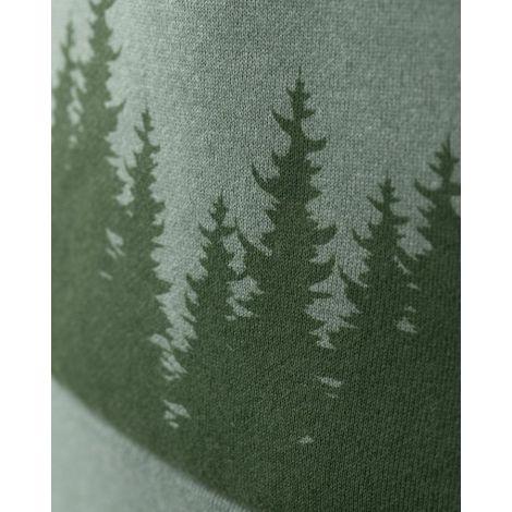 TreeHoodie Forest Unisex Olive Mel