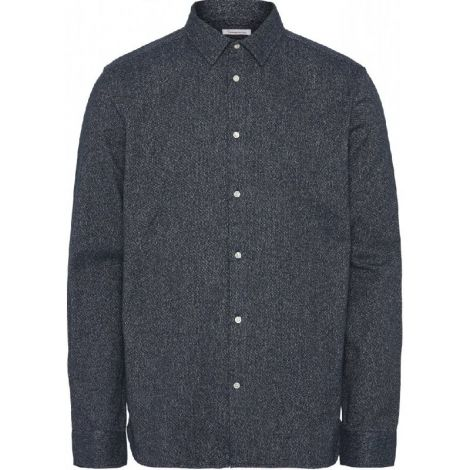 LARCH LS brused shirt Total Eclipse