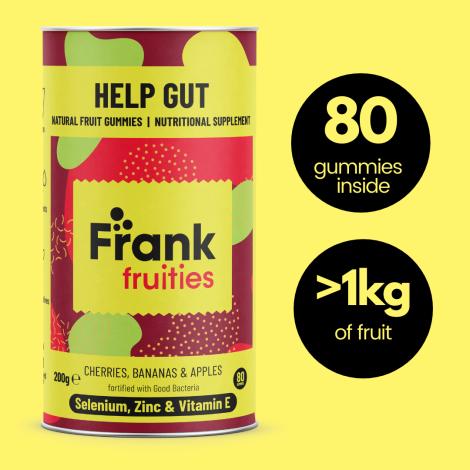 Help Gut - Kirsche, Banane, Apfel