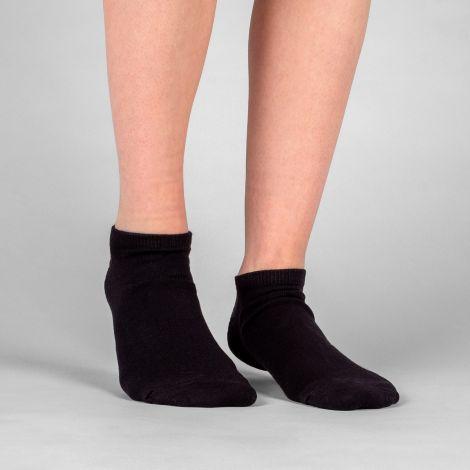Low Socks Tibble Black