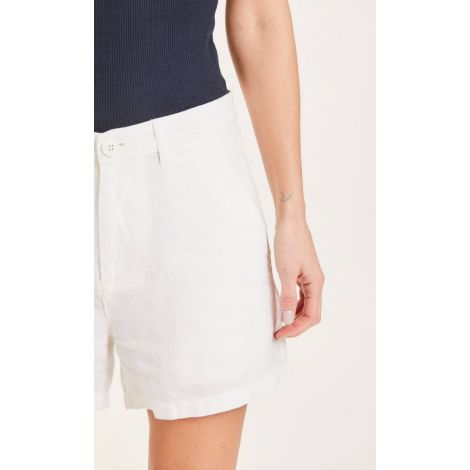 SENNA loose shorts - Vegan 1010 Bright White