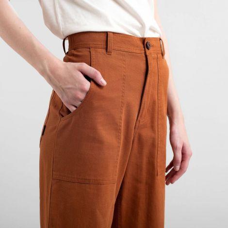 Pants Workwear Vara Mocha Brown