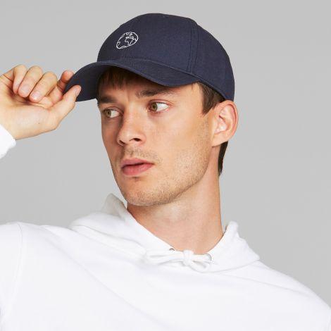 Sport Cap Globe Navy