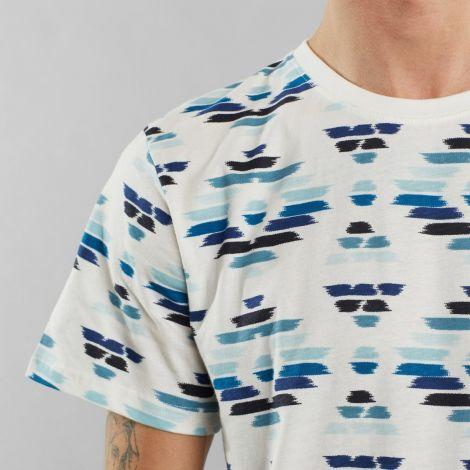T-shirt Stockholm Ikat Navy