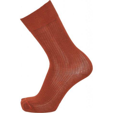 TIMBER classic 2 pack sock Rust