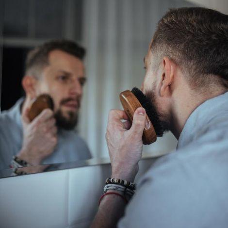 The Bearded Man's Brush Beard Brush
