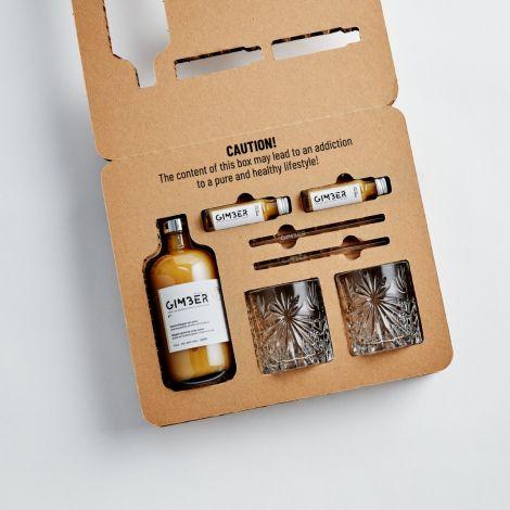 Bio-Ingweressenz Geschenkbox
