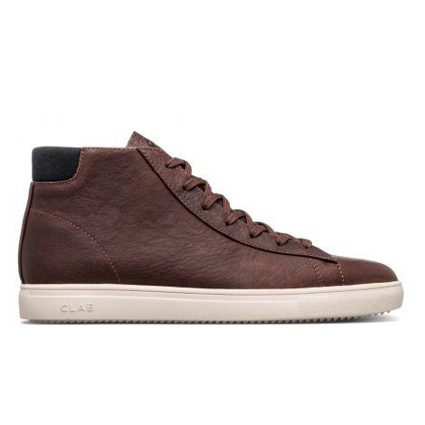 Bradley Mid Cocoa Leather