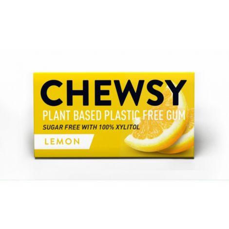 Plastikfreier Kaugummi - Lemon