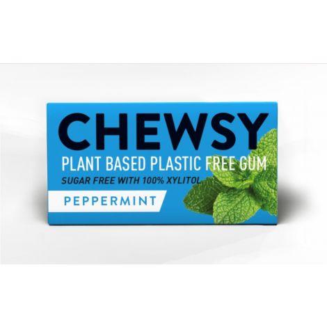 Plastikfreier Kaugummi - Peppermint