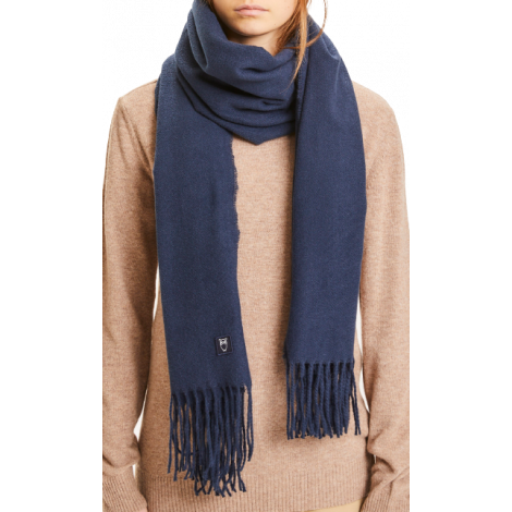 MADELINE Woven Scarf - GRS/Vegan 1001 Total Eclipse