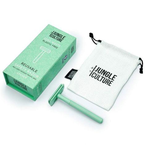 Rasierer Grün