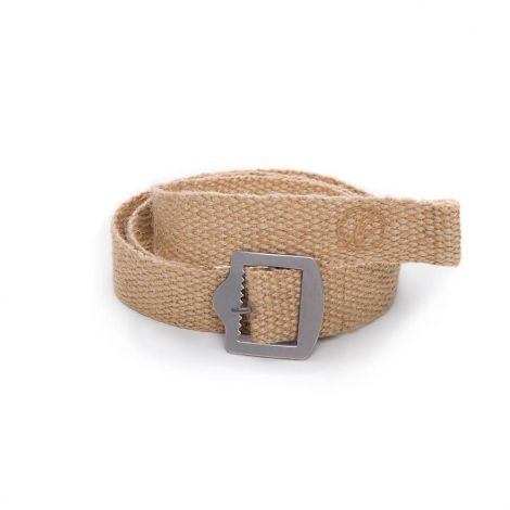 Eco Hemp Belt Natural brown