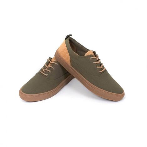 Eco4 Sneaker olive