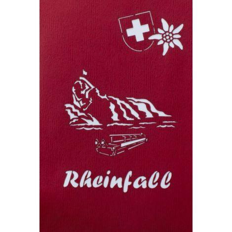 3D Pop-up Rheinfall rot