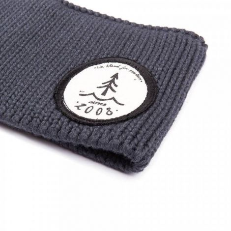 Eco Stirnband grey