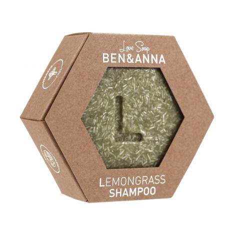 LOVE Soap Lemongrass - Shampoo