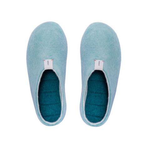 Mel dust blue