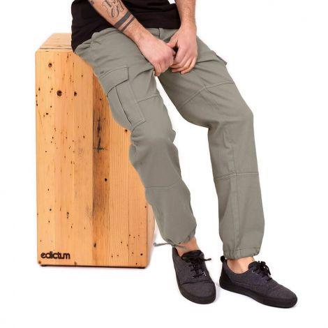 Organic Cargo Pants Sand