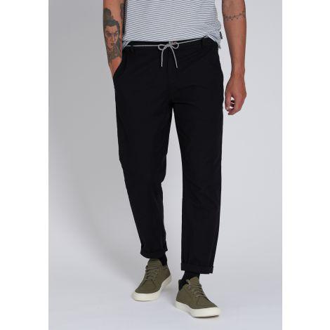 Canvas Pants black