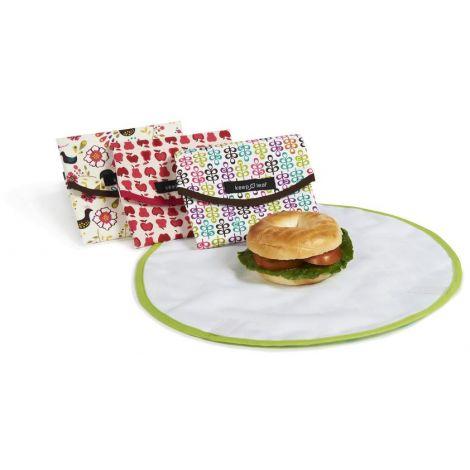 Sandwich/Food Wrap - Geo