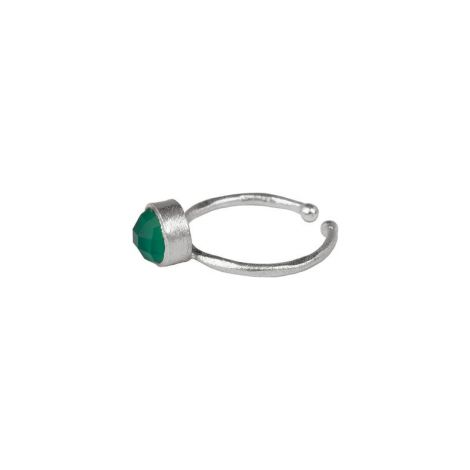 Small round ring - Multi Set Silver