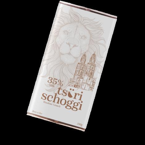 Tsüri Schoggi Hazelnut Crunch