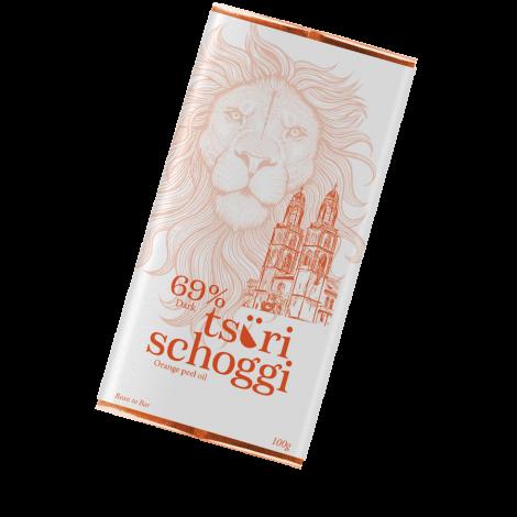 Tsüri Schoggi Orange Peel Oil