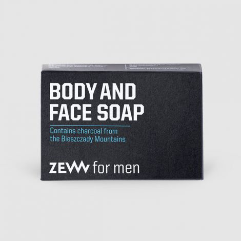 Body and Face Soap 85 ml