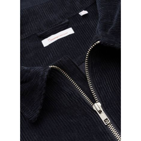 8 Wales Corduroy overshirt Total Eclipse