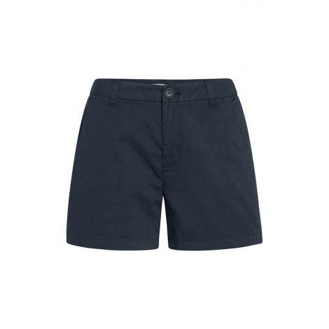 WILLOW chino shorts - GOTS/Vegan 1001 Total Eclipse
