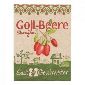 "Saatgeschwister Goji-Beere ""Shanghai"