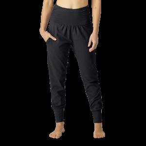 Organic Womens Yoga Pant Zen-Schwarz