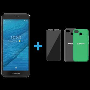 Fairphone 3 inkl. gratis Hülle & Displayschutz