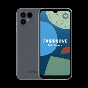 Fairphone 4 5G (6GB RAM, 128GB Internal Memory) Grey