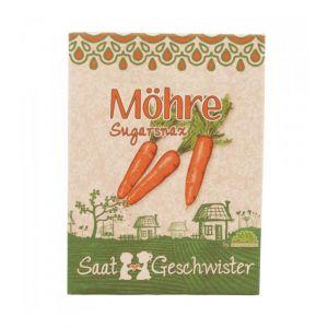 "Saatgeschwister Möhre ""Sugarsnax"""