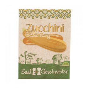 "Saatgeschwister Zucchini ""Golden Glory"