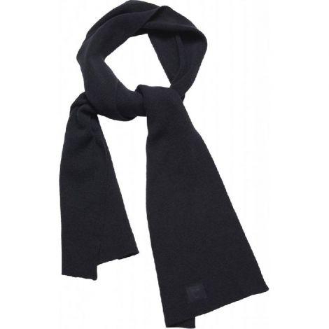 JUNIPER organic wool scarf Total Eclipse