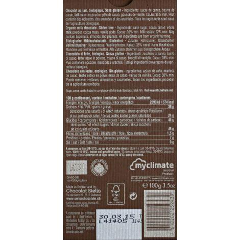 Milchschokolade