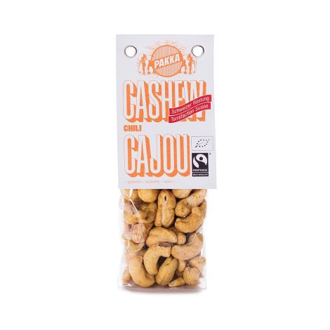 Cashew gerostet mit Chili