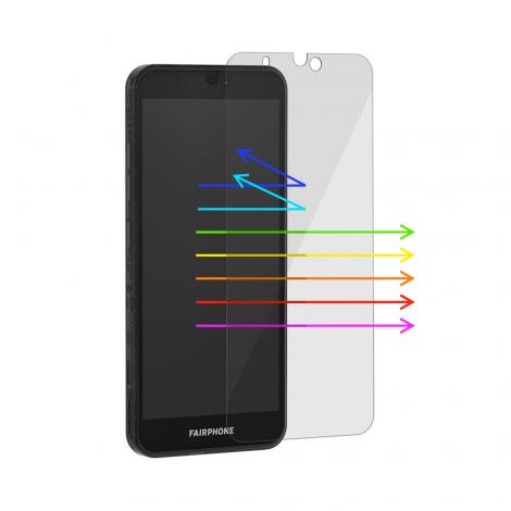Fairphone 3 Blaulicht Filter