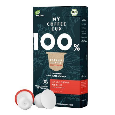 Single Origin Mexico Koffeinfrei