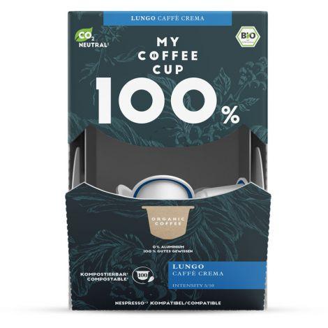 Mega Box Lungo Caffe Crema