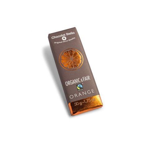 Dunkel mit Orangen 50g