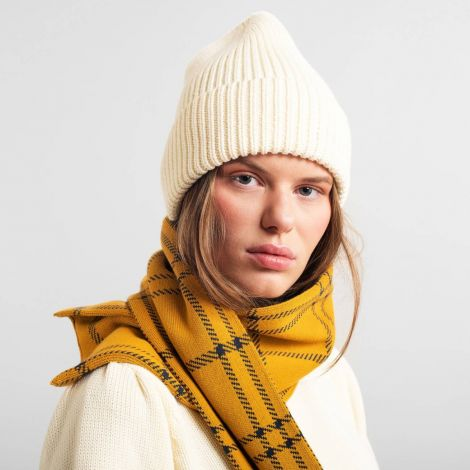 Beanie Narvik Off-White