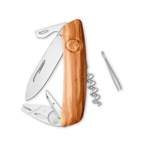 Taschenmesser TT03 Olivenbaumholz