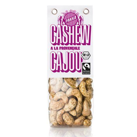 Cashew gerostet à la Provençale